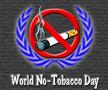 """第25个世界无烟日--""""烟草业干扰控烟"""""""