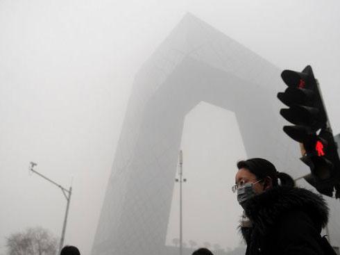 解释北京的极端霾污染