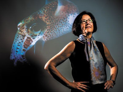 Nature:微生物组学研究的领航者