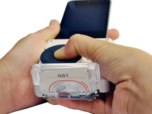 智能手机配件15分钟测艾滋病