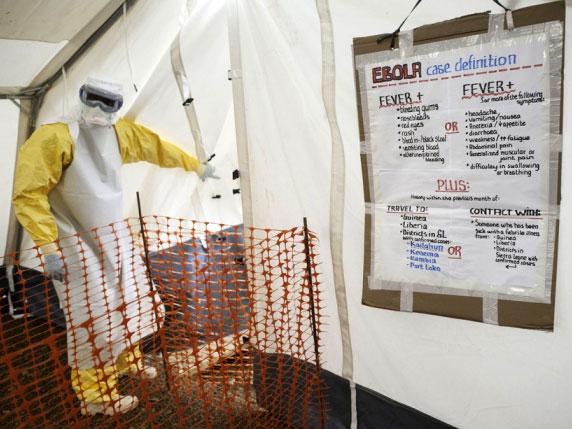 Nature:埃博拉病毒治疗陷入困境