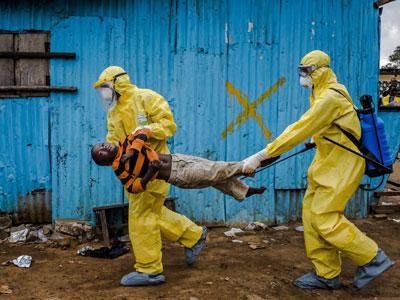 研究发现埃博拉病毒变异速度不算快