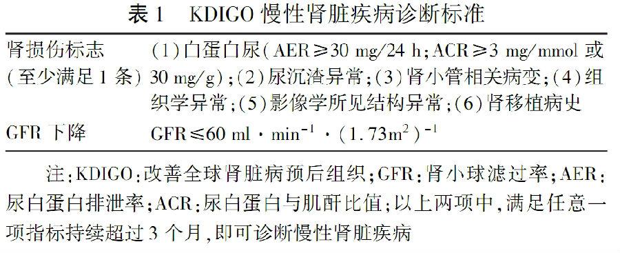 慢性肾炎能不能治好_慢性肾炎CKD是什么意思-慢性肾炎分哪5期