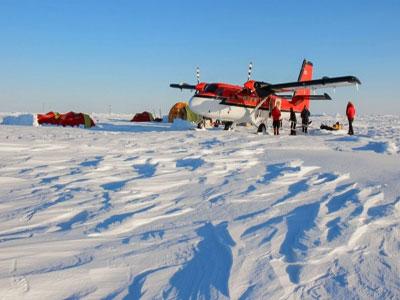 北极海冰消融曾在2013年暂停