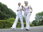 定期行走方案可以改善心脏健康
