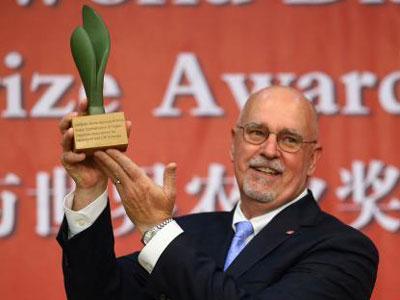 首个世界农业奖于南京揭晓