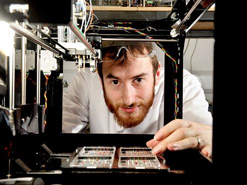 生物干细胞3D打印5年内进入动物实验阶段