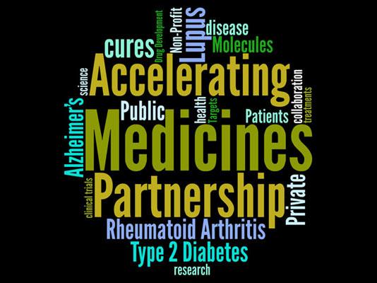 NIH与十大药企联手加速新药研发