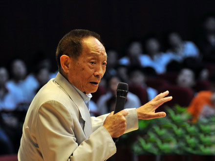 杂交水稻之父袁隆平获2014诺贝尔和平奖提名