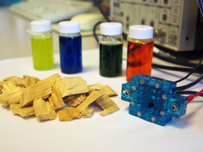 科学家开发出生物质燃料低温电池