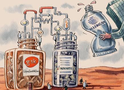 制药业的未来取决于研发
