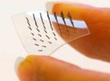 无痛微针贴剂将会代替传统针头