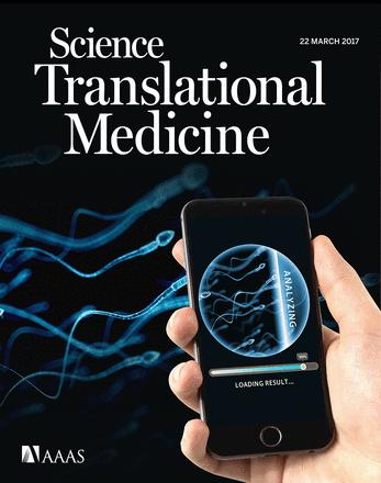 2017年3月22日ScienceTranslationalMedicine期刊精华