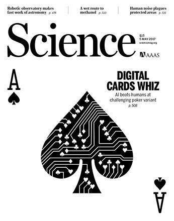 2017年5月5日Science期刊精华
