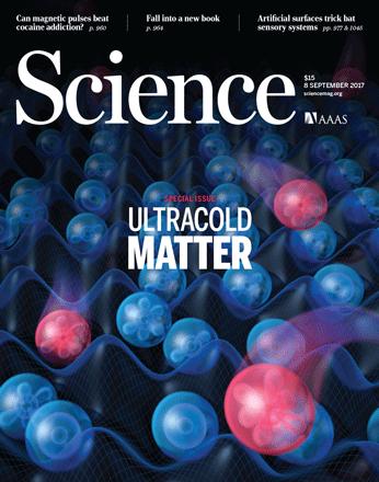 2017年9月8日Science期刊精华